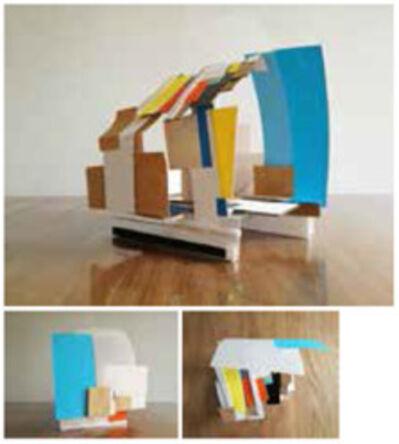 Zheng Mengzhi, '3Série des maquettes abandonnées 2017. '