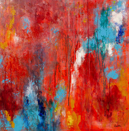 Covella, 'Lava in the sea.', 2019