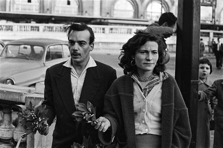 Johan van der Keuken, 'Paris', 1956-1958