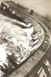 Max Alpert, 'Dnepr Dam ', 1932; printed 1970s