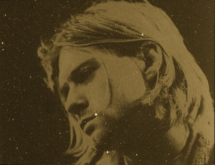 Russell Young, 'Kurt Cobain', 2009