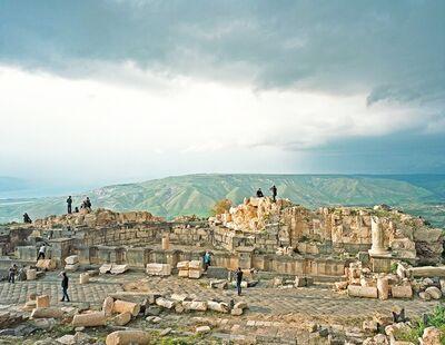 Alfred Seiland, 'Umm Qais, Jordania, from the series 'Imperium Romanum'', 2009