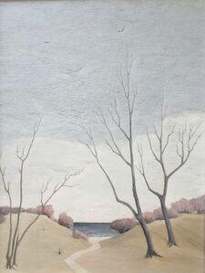 Houghton Cranford Smith, 'Naked Trees', ca. 1960