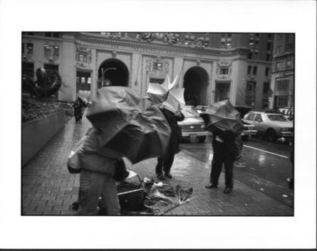 Erich Hartmann, 'Helmsley building, New York, USA,', 1994