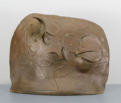 Reuben Nakian, 'Rock Drawing: Duchess of Alba Series', 1955-1960