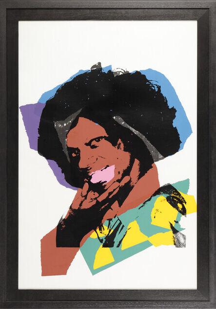 Andy Warhol, 'Ladies And Gentlemen FS II.137', 1975