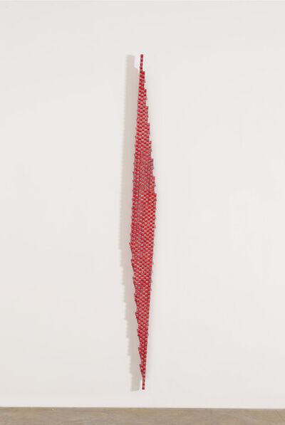 Daniel Dezeuze, 'Flèche', 1997