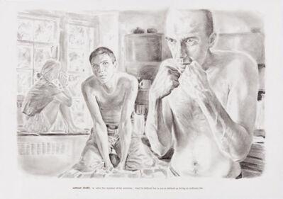 Muntean & Rosenblum, 'Untitled (Wihtout doubt to solve the mistery...)', 2013