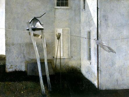 Andrew Wyeth, 'Slight Breeze', 1968