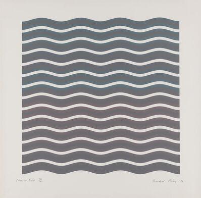 Bridget Riley, 'Coloured Greys II', 1972