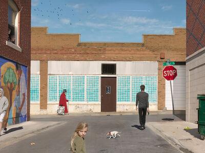 Julie Blackmon, 'Olive & Market', 2012