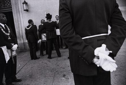 Frank Stewart, 'Secret Societies', 1978