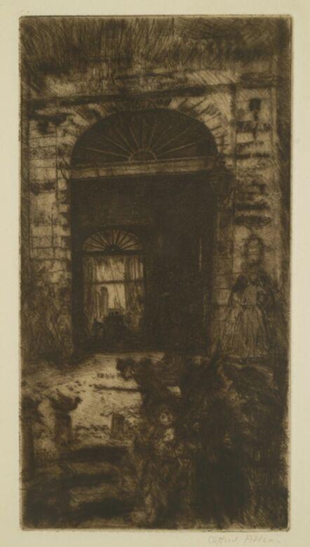 Clifford Isaac Addams, 'Dordrecht Gateway', 1912