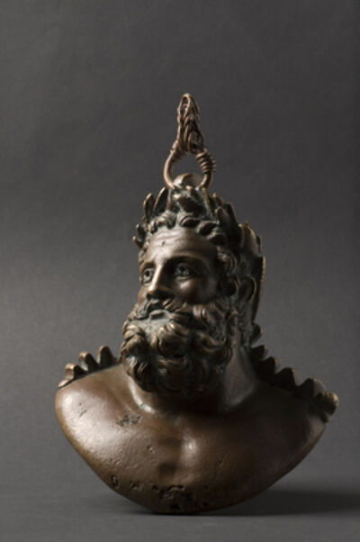 'Steelyard Weight in the Form of Heracles', Roman period