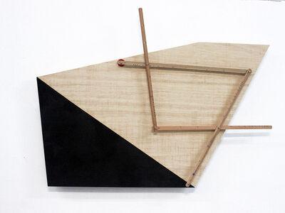 Beto Shwafaty, ' Projections (Progresses Planes) X', 2017