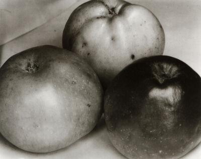 Edward Steichen, 'Three Apples', 1921
