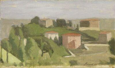 Giorgio Morandi, 'Paesaggio', 1940