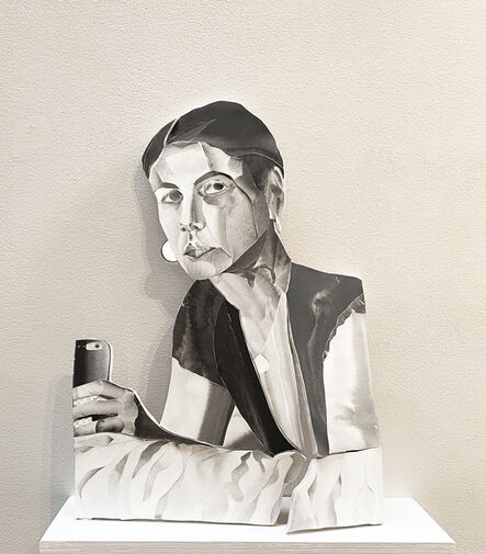 Amy Nathan, 'Selfie', 2020