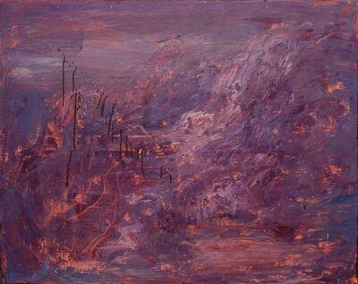 Zhou Lian Hua, 'DESIRES AND PROFITS (不立巖牆之下)'