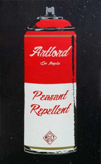 Artlord, 'Peasant Repellent', 2021