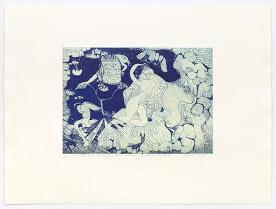 Camille Billops, 'I am Black, I am Black, I am Dangerously Black', 1973