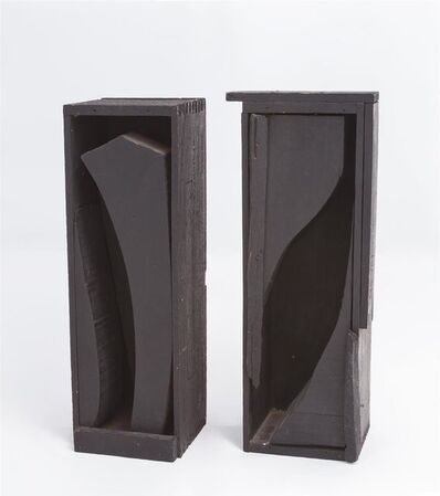 Louise Nevelson, 'Sculpture - in Two Parts', ca. 1950 -1980