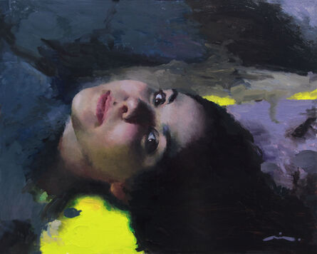 Mia Bergeron, 'Embark', 2015