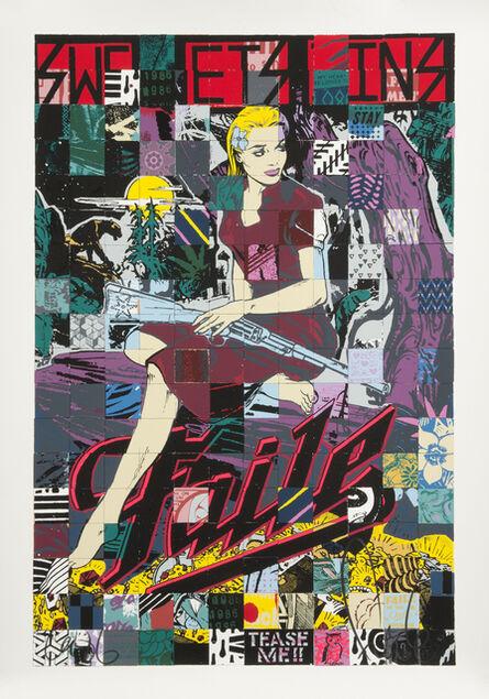 FAILE, 'Sweet Sins', 2015