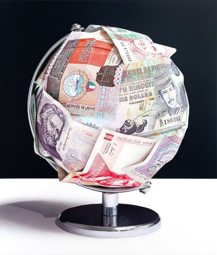 Tom Martin, 'Makes the World Go Round III'