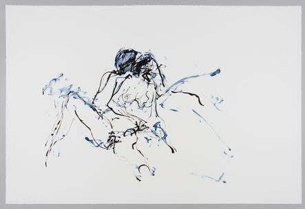 Tracey Emin, 'You Hold onto Me', 2015