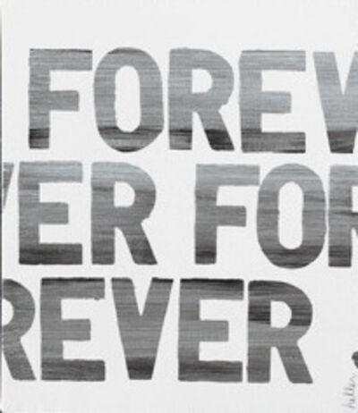 Matthew Heller, 'Forever', 2018