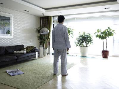 Ahn Jin-Kyun, 'Back #2', 2012