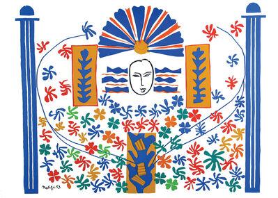 Henri Matisse, 'Apollon', 1954