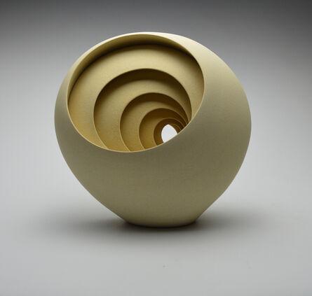 Matthew Chambers, 'Twist Yellow', 2021