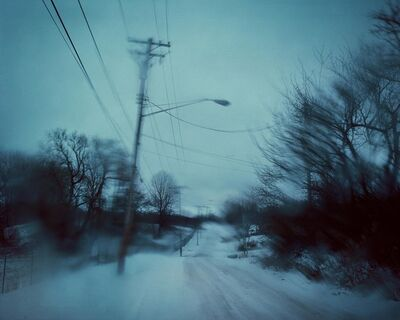 Todd Hido, '#10103 (from: Selections From A Survey - Khrystyna's World)', 2015