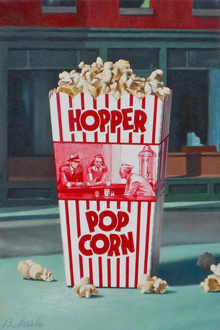 Ben Steele, 'Hopper Popcorn', 2017