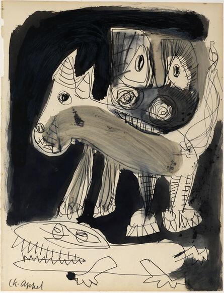 Karel Appel, 'Untitled', 1949