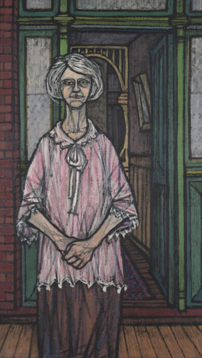 Michael Shannon, 'The Pensioner (1927-1993)', 1958