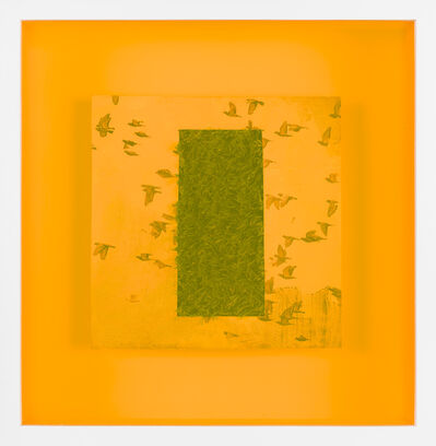 Ruby Onyinyechi Amanze, 'It's gravity that keeps the grass from falling', 2018