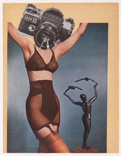 Erró, 'Canon Underwear', 1958