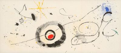 Joan Miró, 'Untitled from Derrière le Miroir', 1961