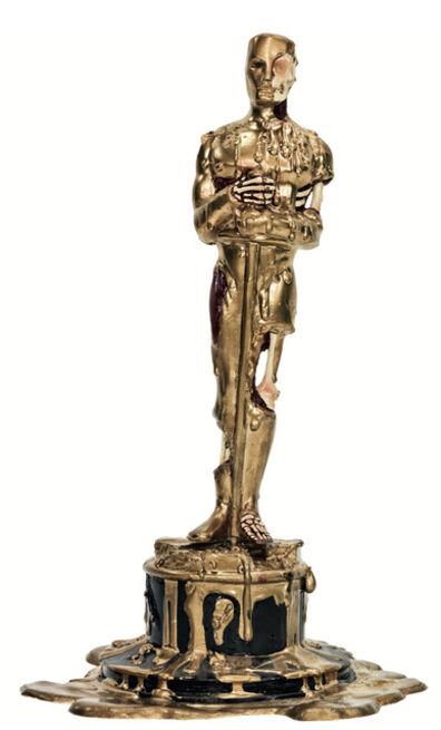D*Face, 'Zombie Oscar', 2010