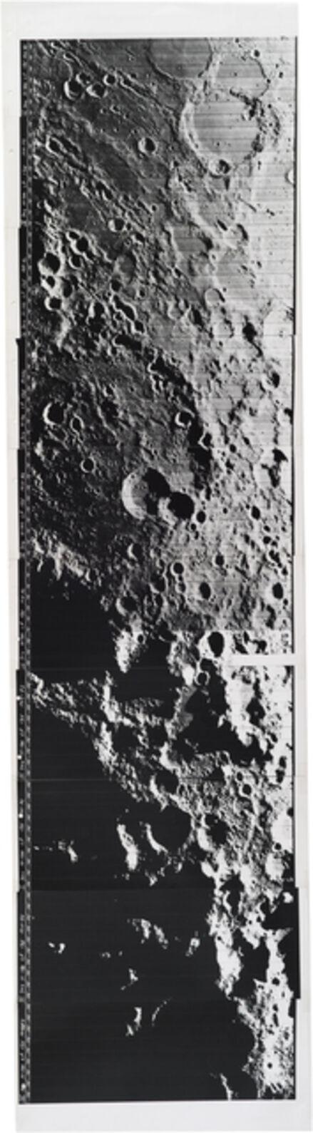 NASA, 'Orbiter 4 · Lunar Surface', 1967