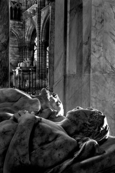 Jean-Christophe BALLOT, 'Gisants Catherine de Médicis et Henri Il avec au fond le tombeau de François ler de Claude de France  et de leurs enfants (018) ', 2014