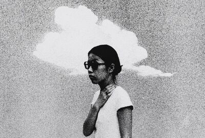 Issei Suda, 'Tokyo from 'Passing Summer'', 1969-printed c 1969