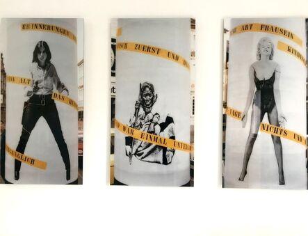 Ulrike Rosenbach, 'TYPISCH FRAU : FRAUENKULTUR-KONTAKTVERSUCH', 1979