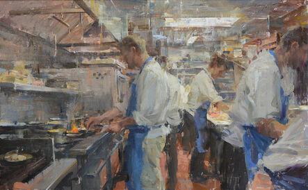 Quang Ho, 'In Mizuna's Kitchen', 2013