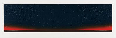 Ed Ruscha, 'Two Similar Cities', 1980