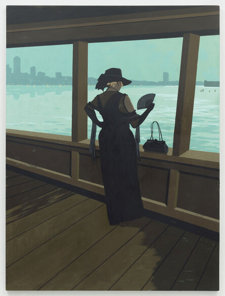 Matthew Benedict, 'The Witch on the Ferry', 2017