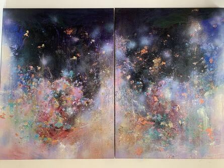 Claudia Limacher, 'Odyssey (diptych) ', 2018